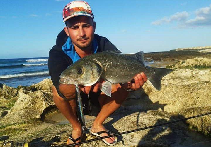 pesca de lubinas en Canarias – Light rockfishing y Spinning