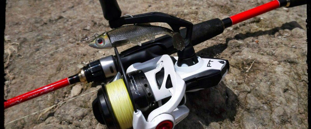 Equipo para rockfishing: El carrete