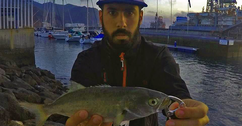 Locura ultra ligera Rock Fishing invernal!! 2018 Jurel, Pejereys, Samas, Sargos, Chicharro, Bailas.