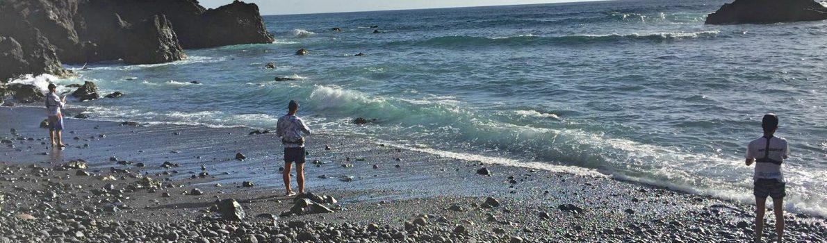 2/2 Documental Pescando a pie del veril – Light Rockfishing. Iberalia TV – PROMO