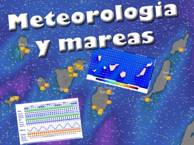 Meteorología y Tablas de mareas
